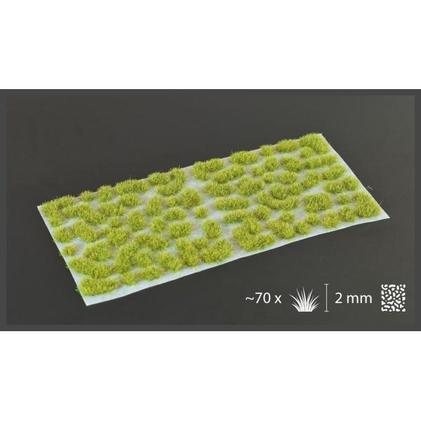 Gamer's Grass Gen II - Moss Tufts 2mm (Wild)