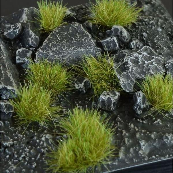 Gamer's Grass Gen II - Dry Green Tufts 6mm (Wild)