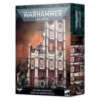 Warhammer 40K - Battlezone Manufactorum – Sanctum Administratus