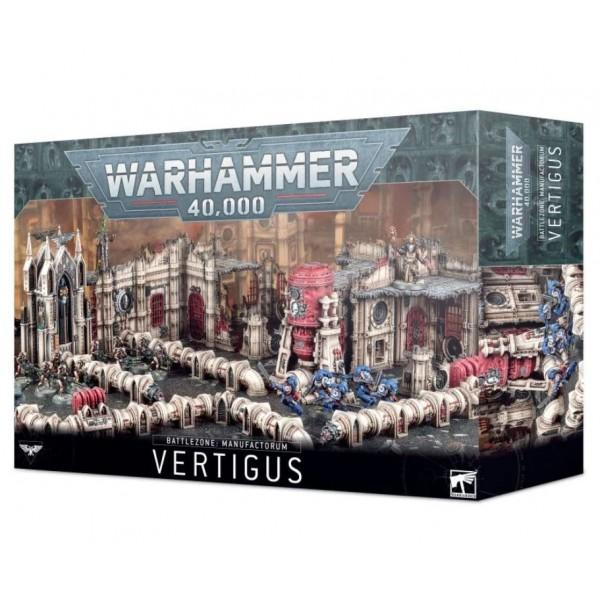 Warhammer 40K - Battlezone Manufactorum – Vertigus