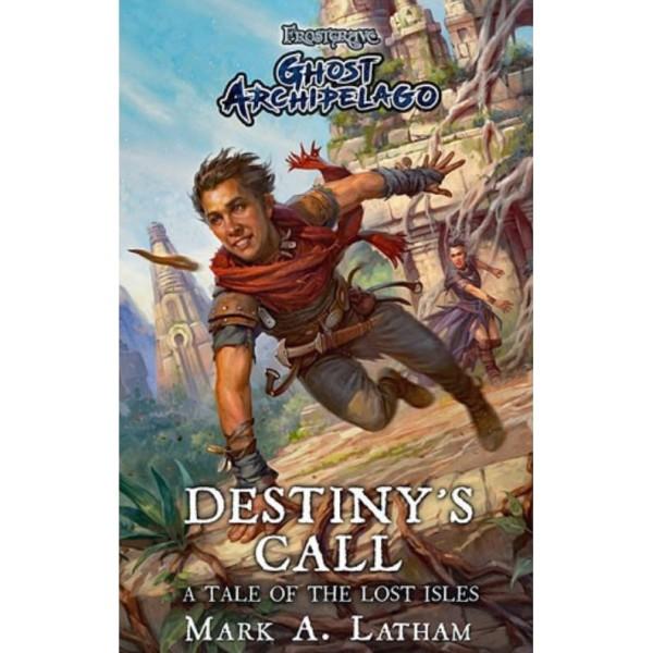 Frostgrave - Ghost Archipelago - Destiny's Call (Novel)