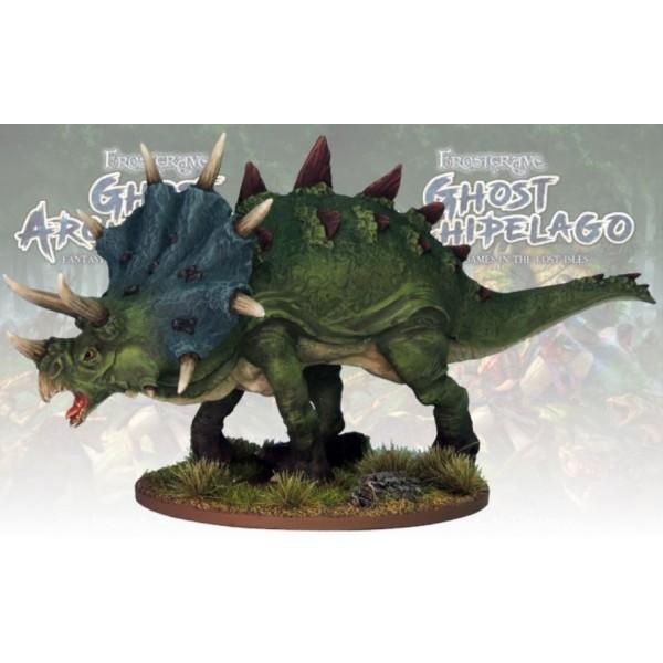 Frostgrave - Ghost Archipelago - Dragon-Bull