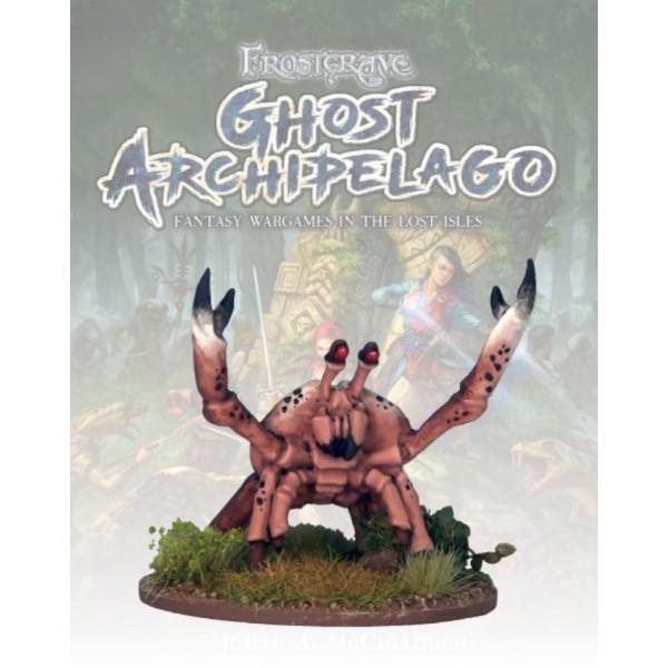 Frostgrave - Ghost Archipelago - Soldier Crab