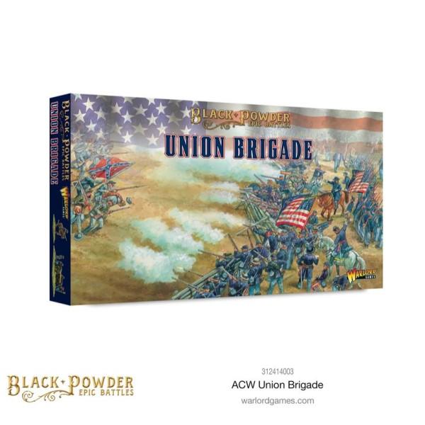 Warlord Games - Black Powder Epic Battles: American Civil War - Union Brigade