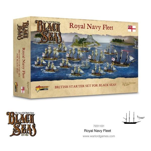 Black Seas - Royal Navy Fleet (1770 - 1830)
