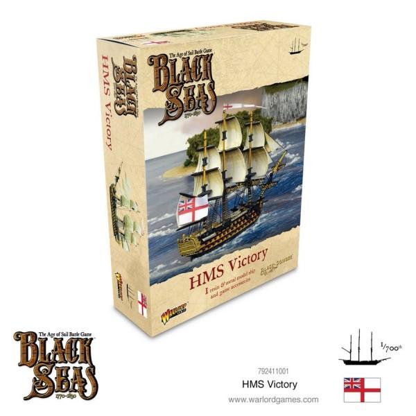 Black Seas - Royal Navy - HMS Victory