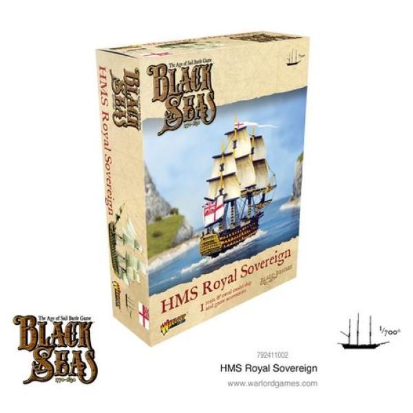Black Seas - Royal Navy - HMS Royal Sovereign