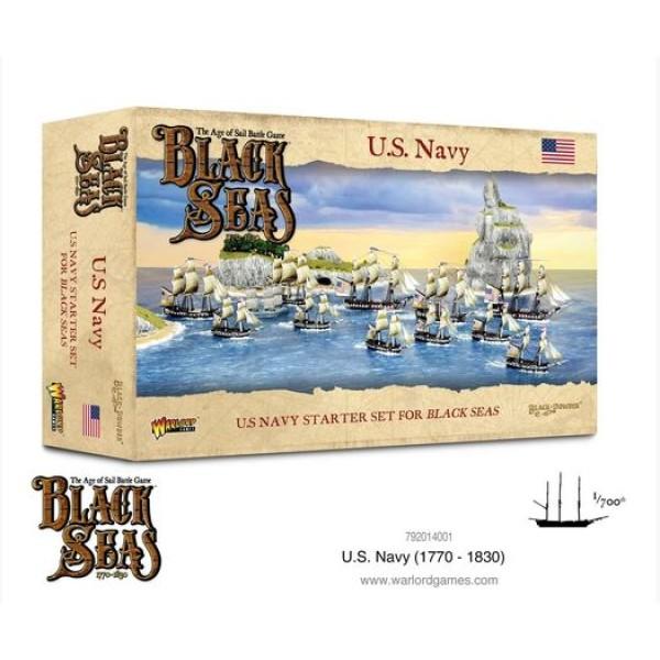 Black Seas - US Navy Fleet (1770 - 1830)