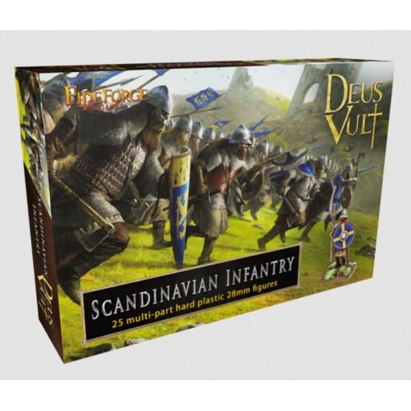 Fireforge Games - Scandinavian Infantry