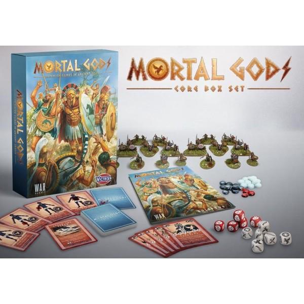 Mortal Gods - Core Box Set