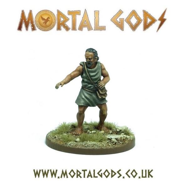 Mortal Gods - Healer (Iatros) - (Metal)