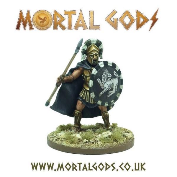 Mortal Gods - Heavy Lochagos 1 (Metal)