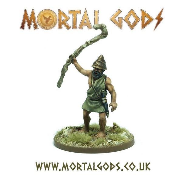 Mortal Gods - Seer (Metal)