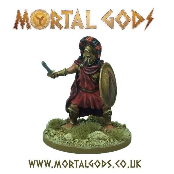 Mortal Gods - Spartan Lochos - Boxed Set