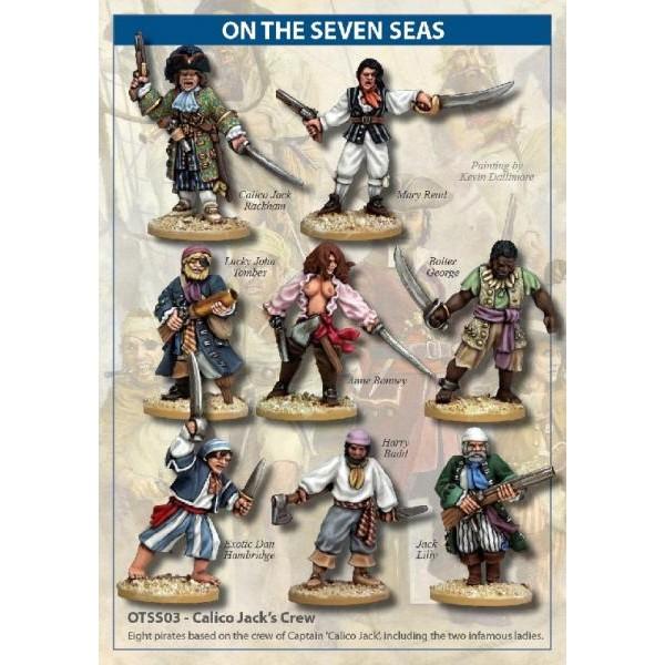 On the Seven Seas - Calico Jack's Crew