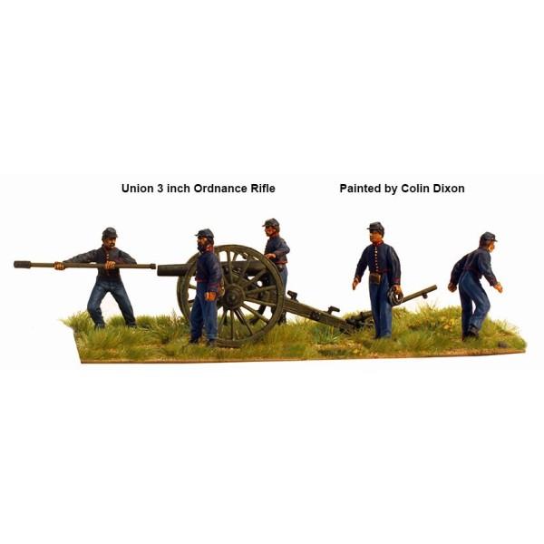 Perry Miniatures - American Civil War - Artillery 1861-1865
