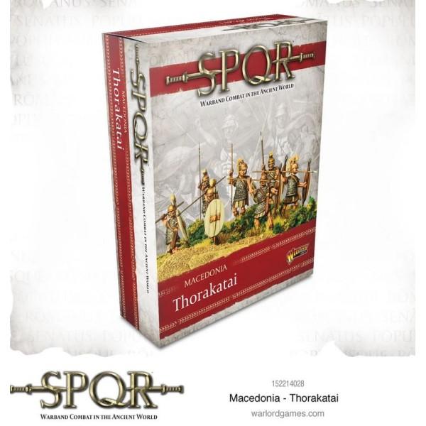 SPQR - Warband Combat in the Ancient World - Macedonia - Thorakatai