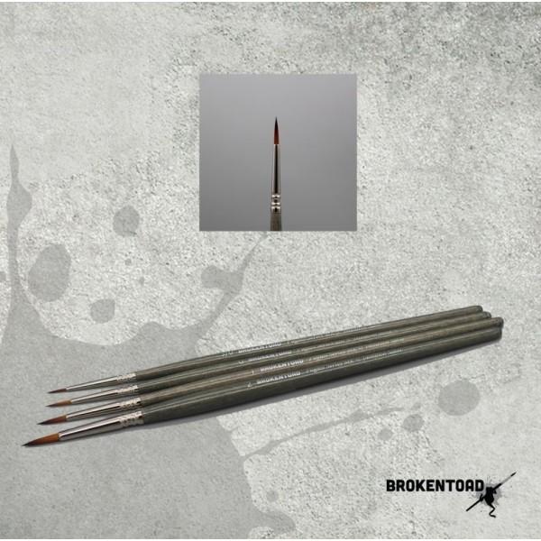 BrokenToad - Fugazi Series MK3 Brush - Size 1