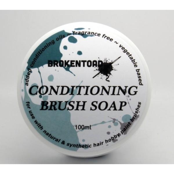 BrokenToad - Conditioning Brush Soap - 100ML