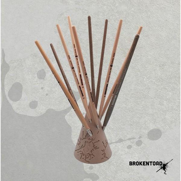 BrokenToad - MK3 Brush Stand