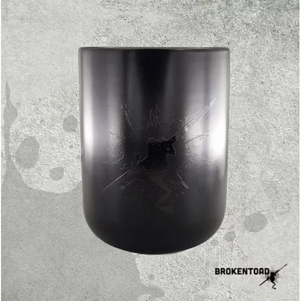 BrokenToad - Ceramic Water Pot
