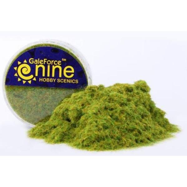 GF9 - Hobby Scenics - Green Static Grass