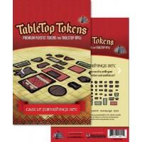 Tabletop Tokens - Castle Furniture Set