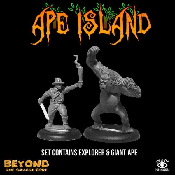 Lucid Eye - Ape Island Set