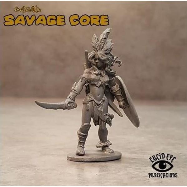 Savage Core - Amazon Boss - Parite