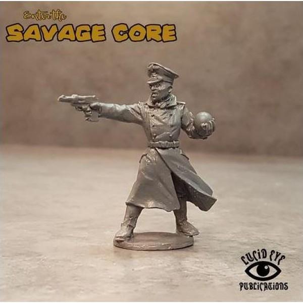 Savage Core - Encounter 1 - Nazi Treasure Hunter