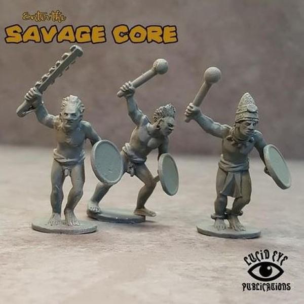 Savage Core - Jaguar Tribe Bods 2