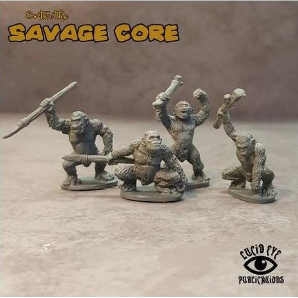 Savage Core - Simian Bods 1