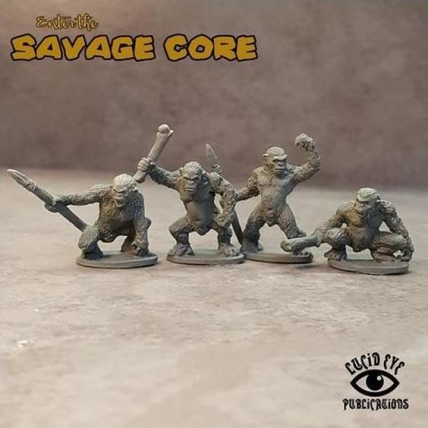 Savage Core - Simian Bods 2