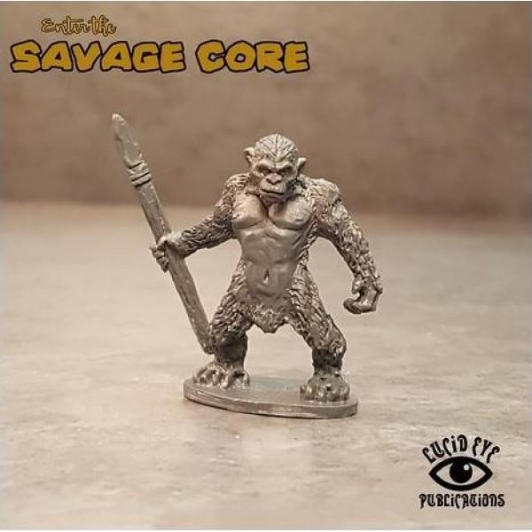 Savage Core - Simian Boss - Thinking Brow