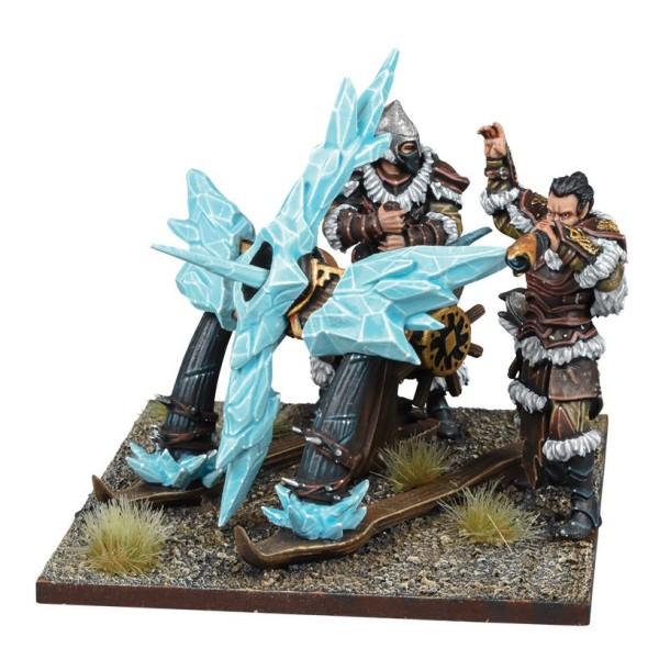 Mantic - Kings of War - Northern Alliance Ice Kin Bolt Thrower