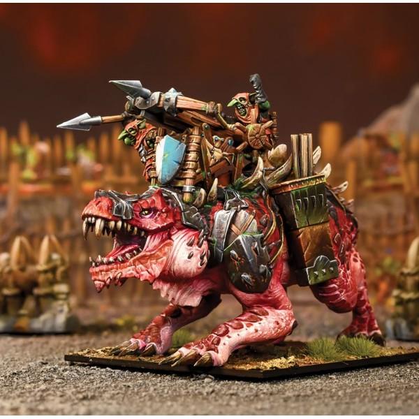 Mantic - Kings of War - Goblin Slasher
