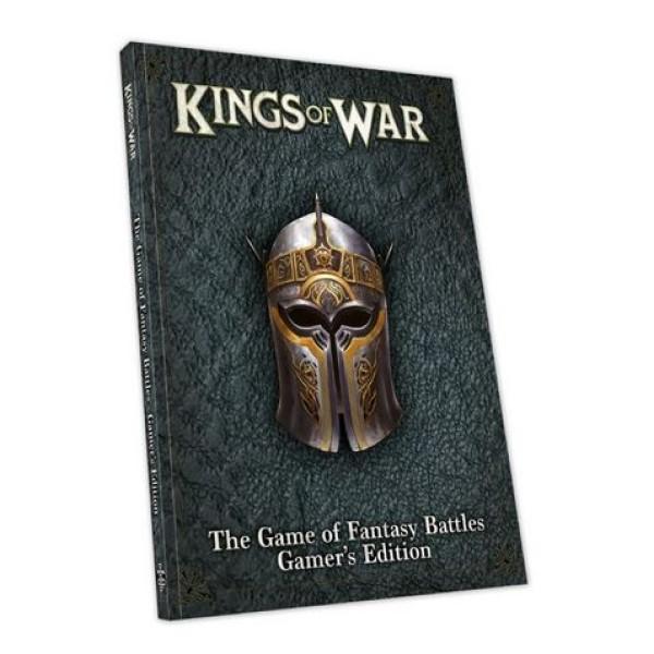 Kings of War - Rulebook 3rd Edition - Gamers Softback