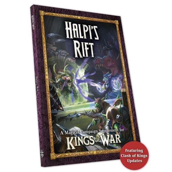 Kings of War - 3rd Edition - Clash of Kings 2021: Halpi's Rift