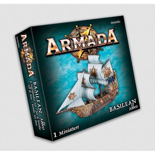 Kings Of War - Armada - Basilean Abbess