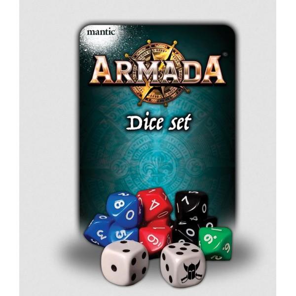 Kings Of War - Armada - Additional Dice set