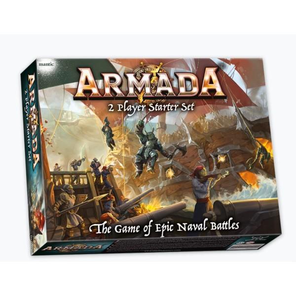 Kings Of War - Armada - Two Player Starter Set