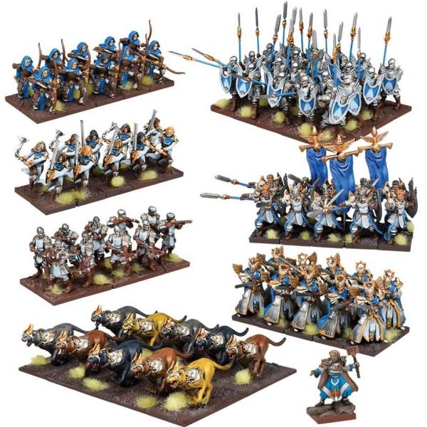 Mantic - Kings Of War - Basilean MEGA Army (2019)