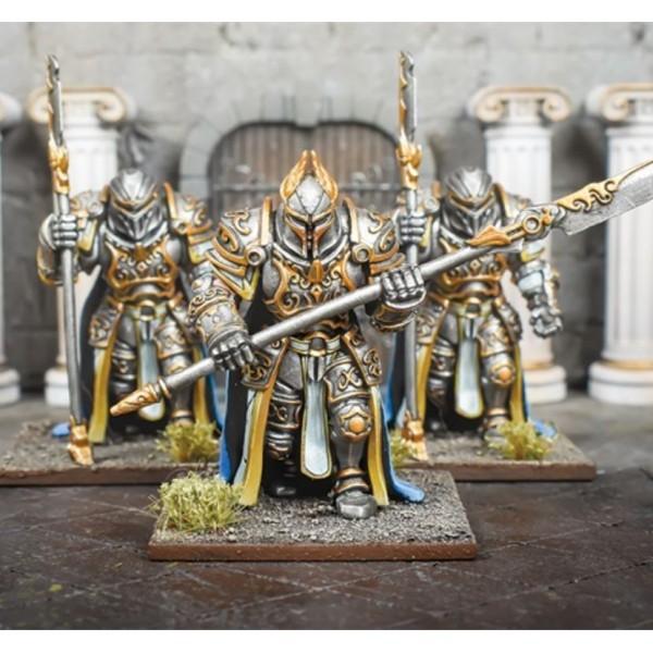 Mantic - Kings Of War - Basilean Ogre Palace Guard Regiment (2019)