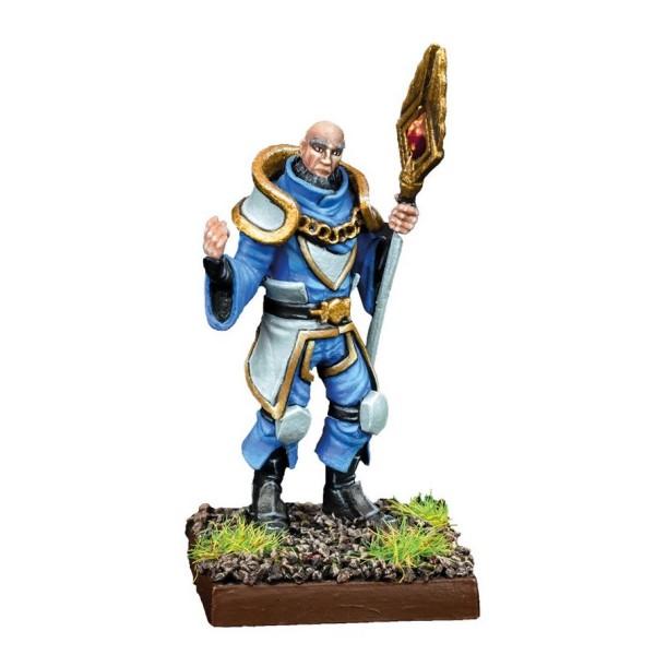 Mantic - Kings Of War - Basilean War Wizard