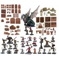 Mantic - GM's Starter Kit - RPG Monsters and Terrain