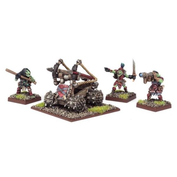 Mantic - Kings Of War - Goblin Sharpstick Thrower