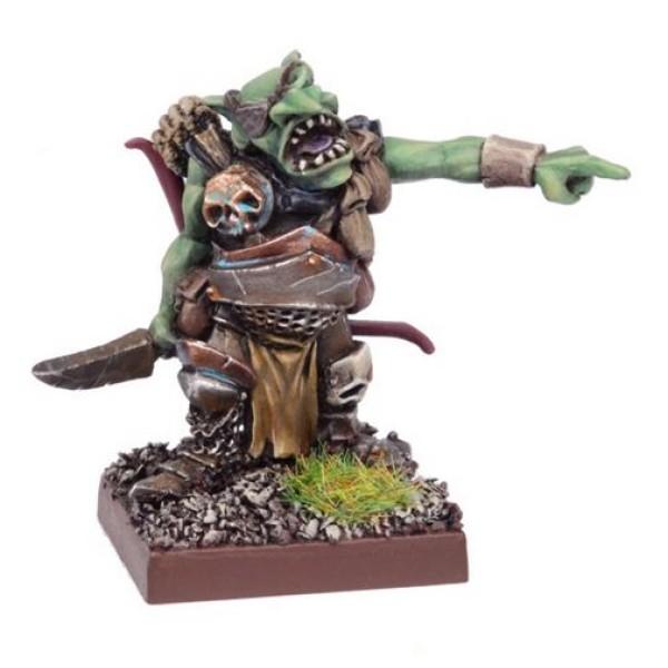 Mantic - Kings Of War - Red Goblin Biggit
