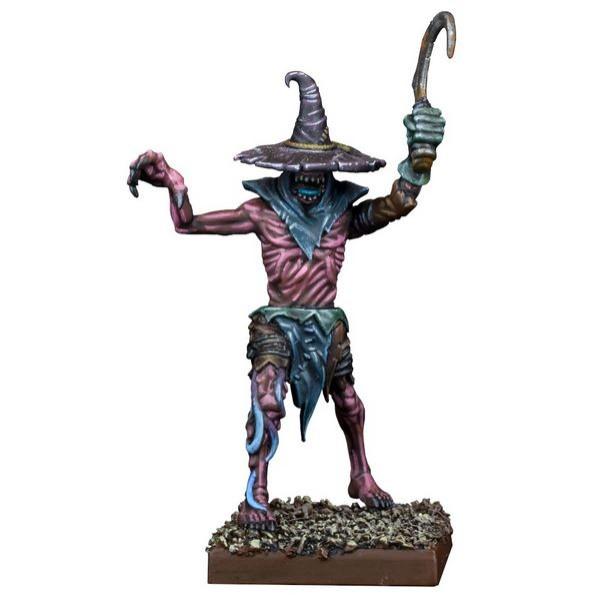 Mantic - Kings Of War - Nightstalker Spectres/Scarecrows Horde