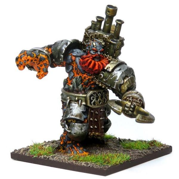 Kings Of War - Vanguard - Abyssal Dwarf Infernox Support Pack
