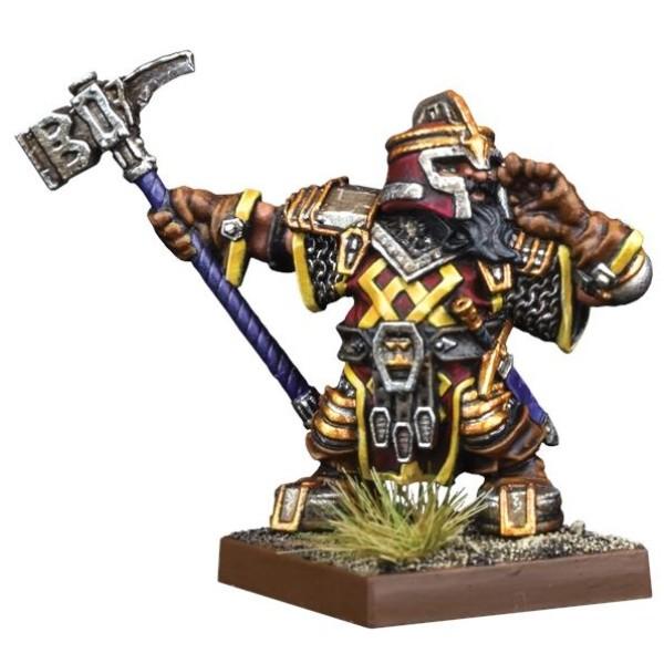 Kings Of War - Vanguard - Dwarf Support Pack - Shieldbreaker